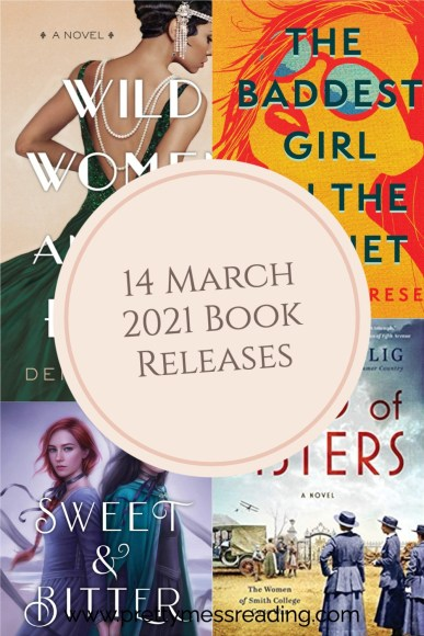 march 2021 book releases