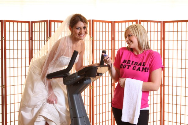 wedding fitness training