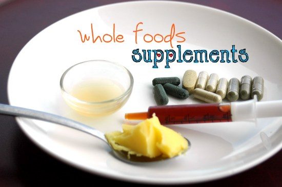 baby and supplements