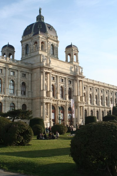 One of Vienna's museums