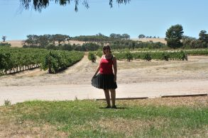 Summer in the Clare Valley