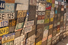 license plates from all over the world