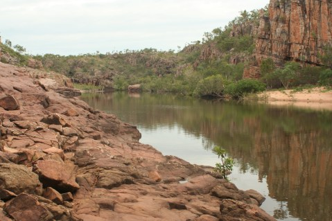 Katherine river