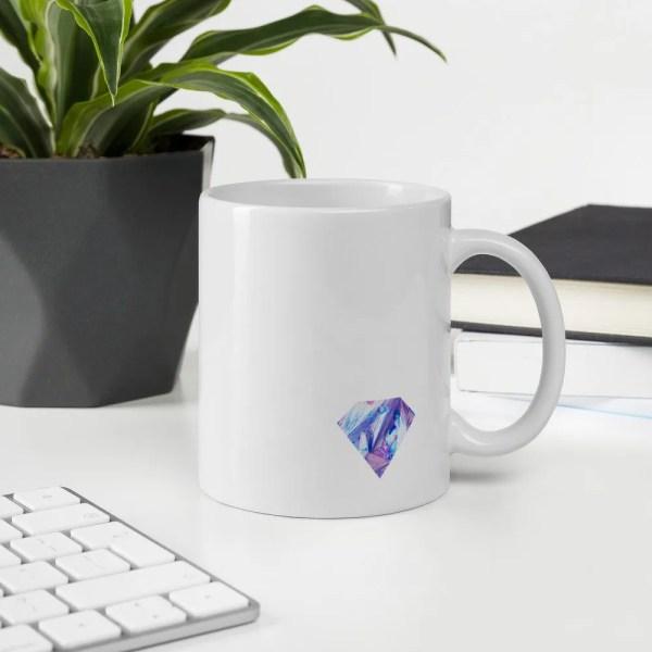 the logo mug - pretty passive