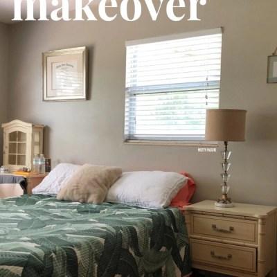 One Room Challenge – the Beige Bedroom Makeover