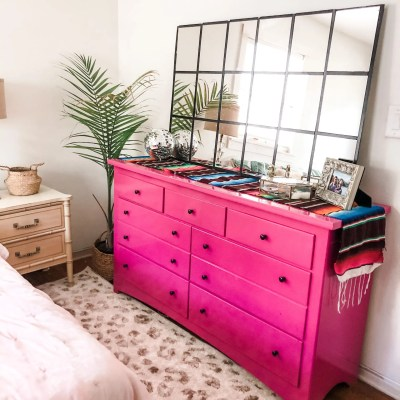 Primary Bedroom Makeover Reveal