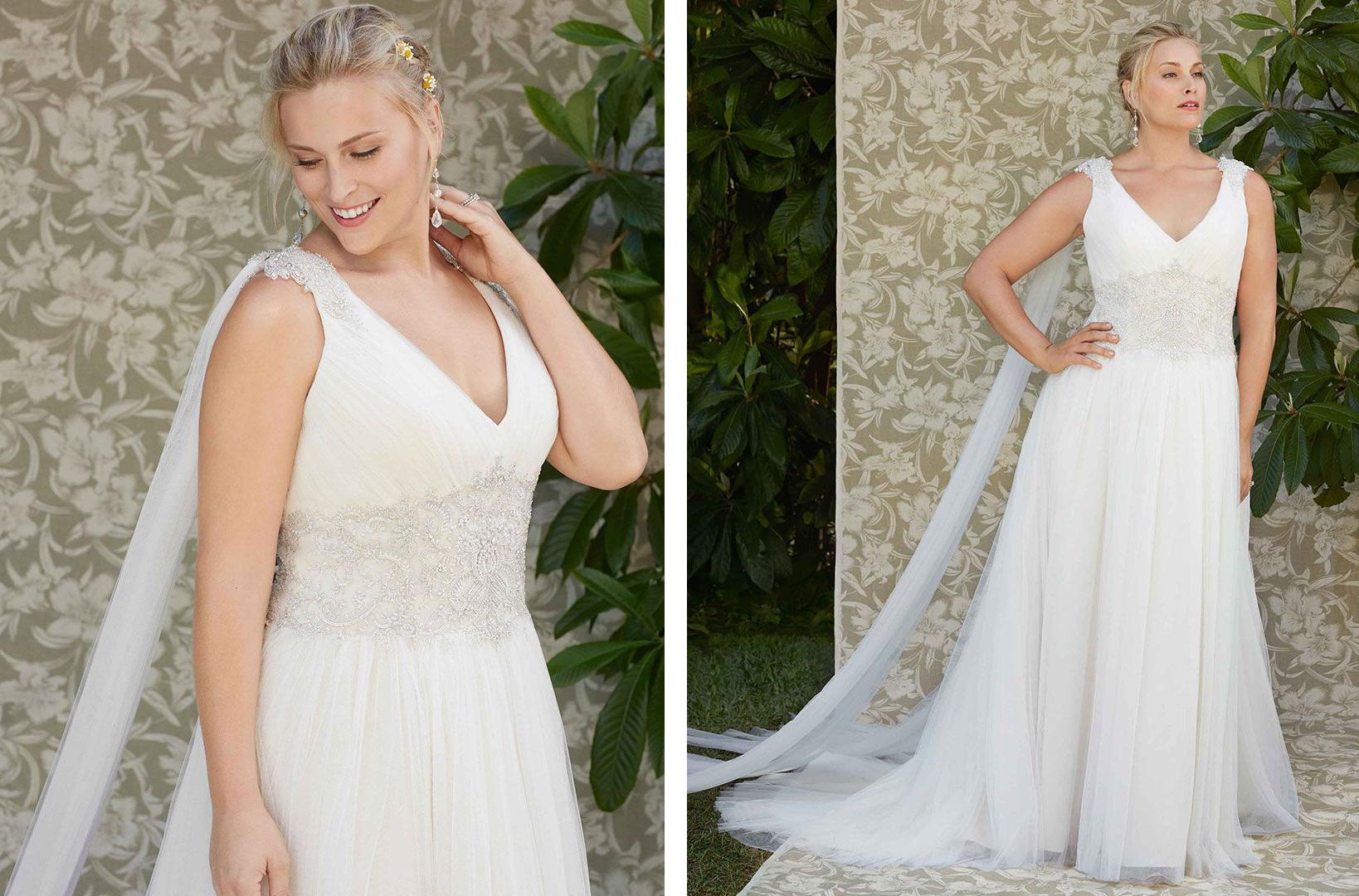 Plus Size Wedding Dress Collection
