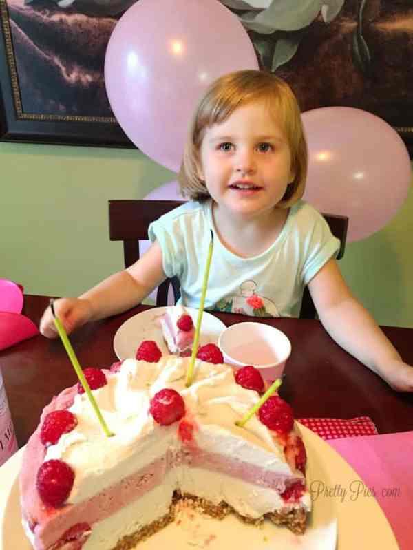 Violet's birthday cake 2