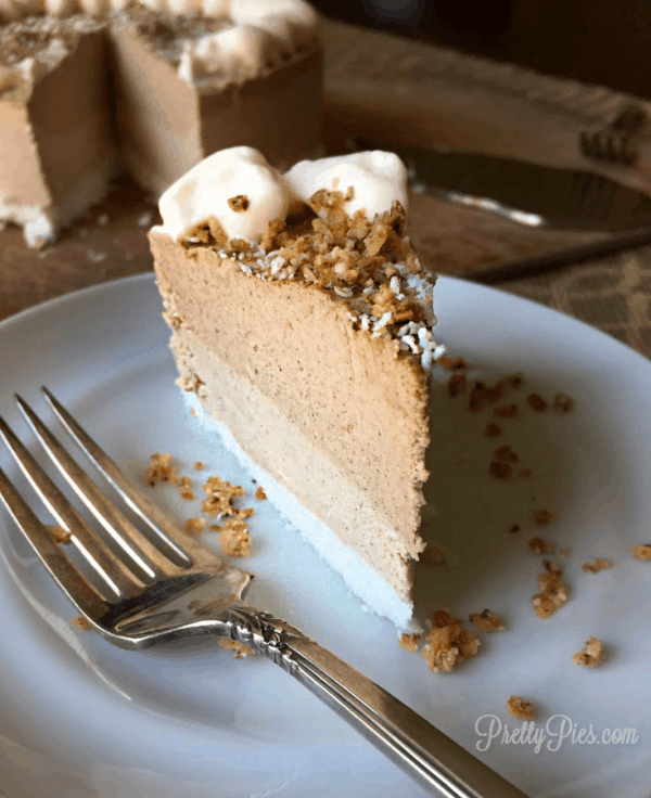 low carb vegan cheesecake