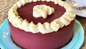 Hot Pink Pie {Paleo, Vegan} | Pretty Pies