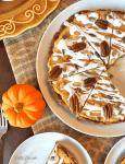No-Bake Pumpkin Pie (Paleo/Vegan) PrettyPies.com
