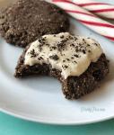 Peppermint Mocha Cookies (Paleo, Vegan) PrettyPies.com
