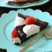 Low-Carb Chocolate Pizza (Vegan, Keto, Paleo) PrettyPies.com
