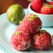 Strawberry Daiquiri Bites (Vegan & Paleo) PrettyPies.com