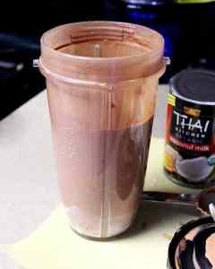 Dairy-Free Keto Chocolate Ice Cream (Vegan & Paleo) PrettyPies.com