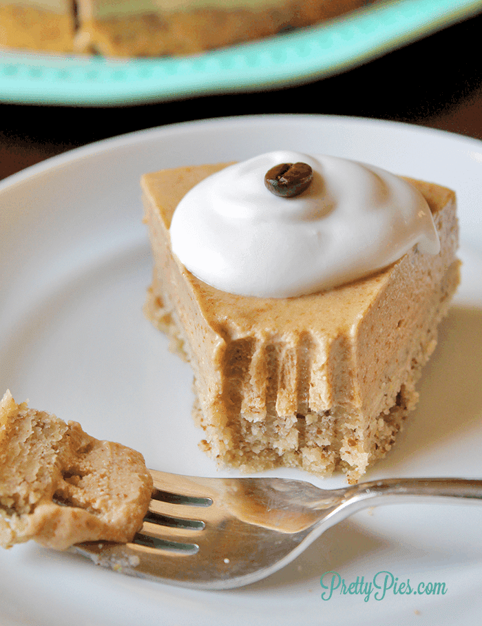 Coffee Cream Pie (Low-Carb, Paleo, Vegan) PrettyPies