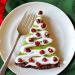Low Carb Christmas Tree Pie (Paleo, Vegan) PrettyPies.com