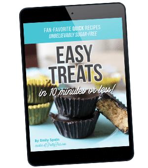 Easy Treats eBook