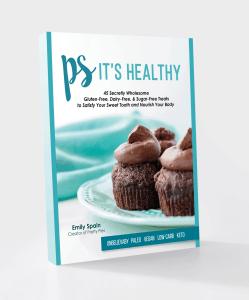 PS It's Healthy Cookbook