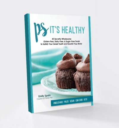 PS It's Healthy Cookbook