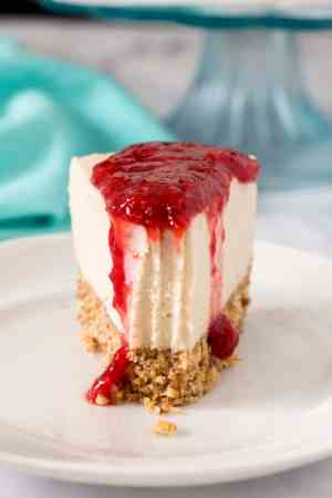 dairy free low carb cheesecake