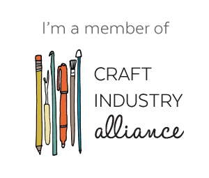 craft industry alliance badge