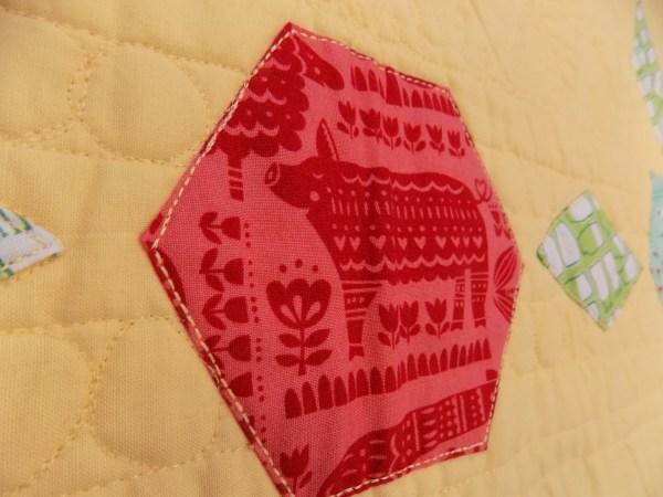 quilt challenge detail