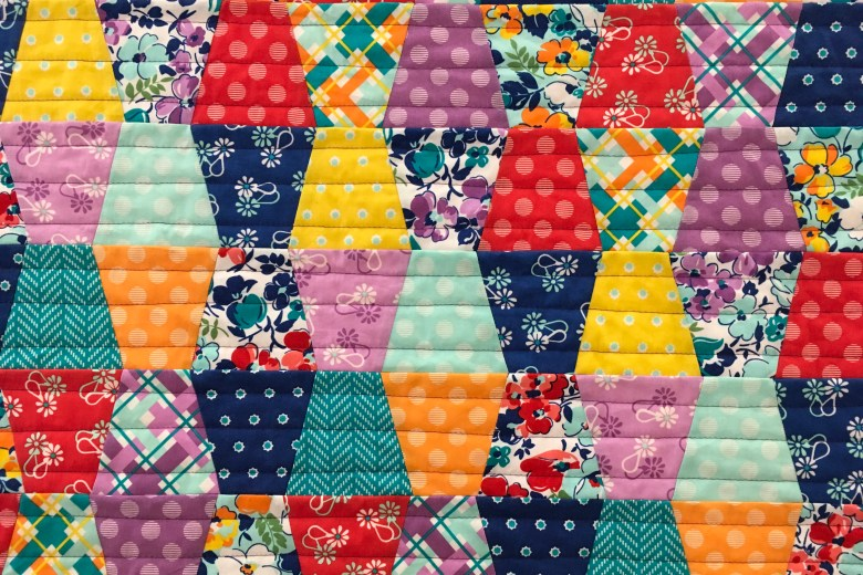 Baby Tumblers Charity Quilt