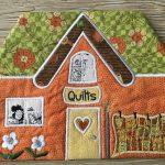 Quilt Shop Mug Rug