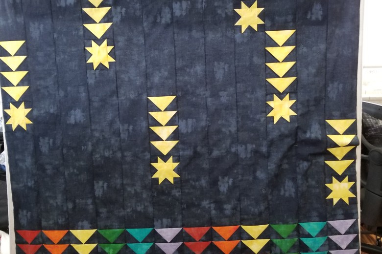 Meteor Watch Quilt Pattern