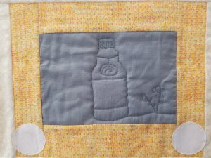 Juice Bottle Sketchy Block What I Made