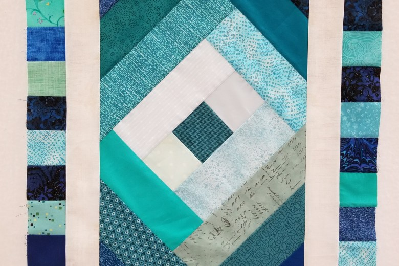 Border Quilt Quilt Along Borders 1 and 2