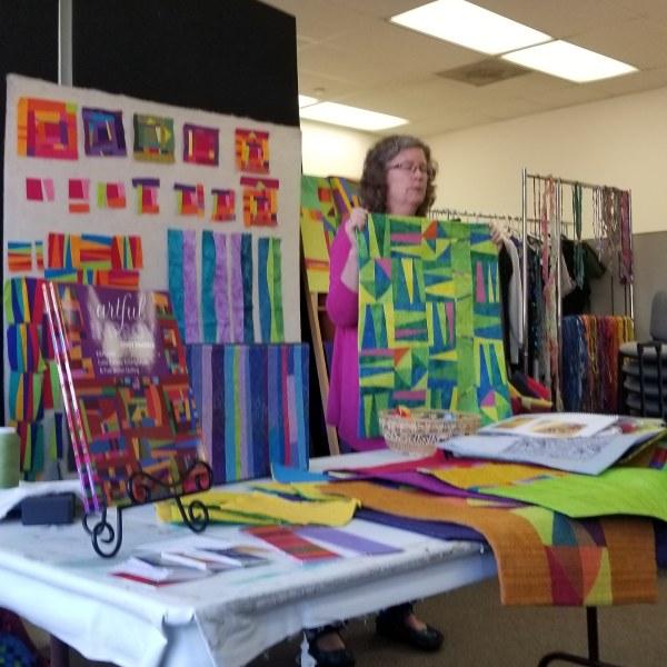 Artful Improv with Cindy Grisdela