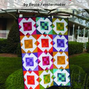 Sticky Candy Quilt
