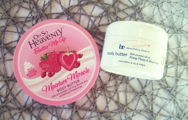 Oh So Heavenly butter me up body butter beautiful earth body butter