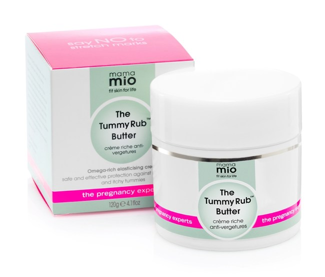 Mama Mio Tummy Rub Butter giveaway Pretty Please Charlie