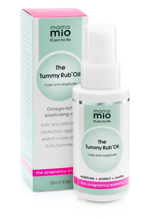 Mama Mio Tummy Rub Oil giveaway Pretty Please Charlie