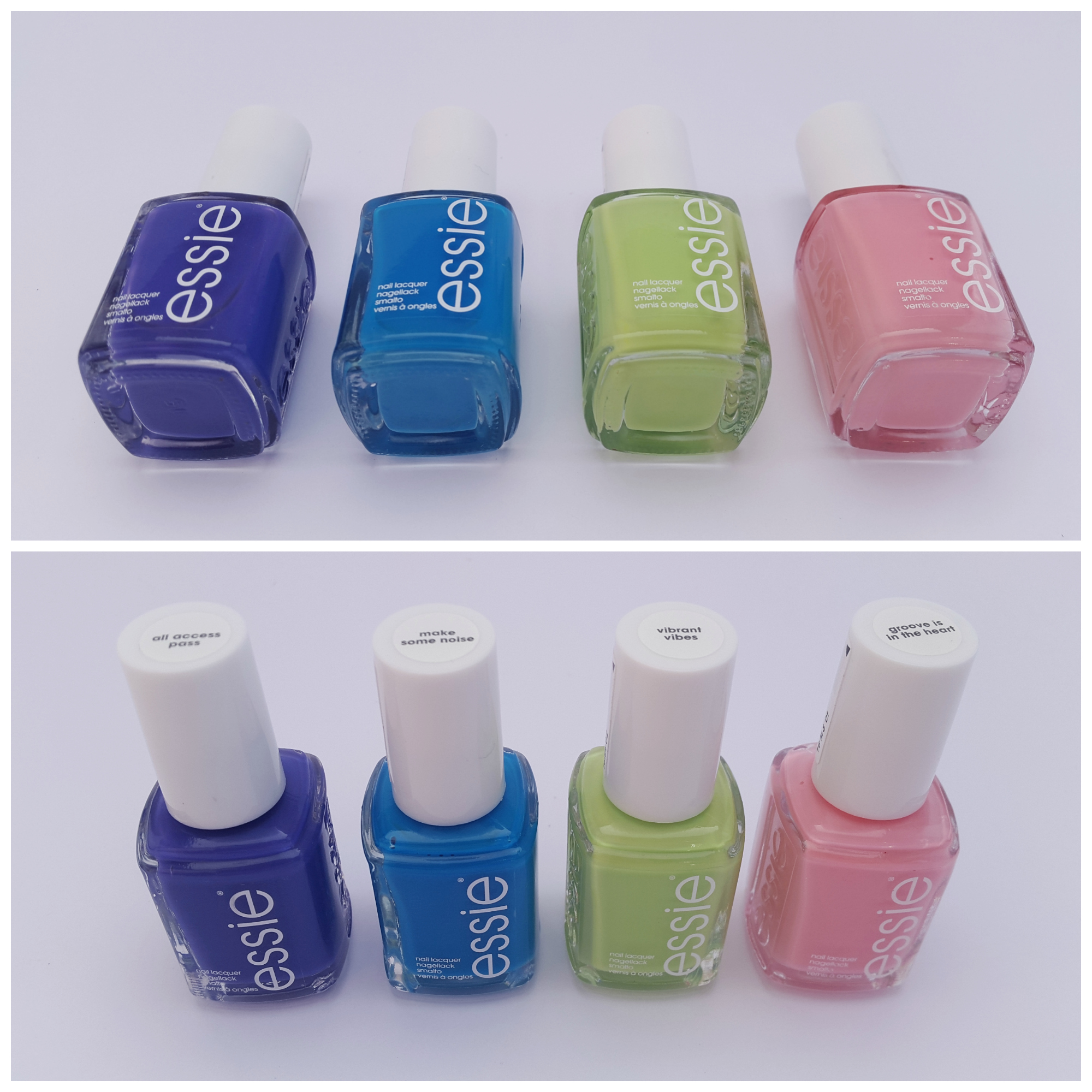Inspiration: Fashion Essie Neons Collection new photo