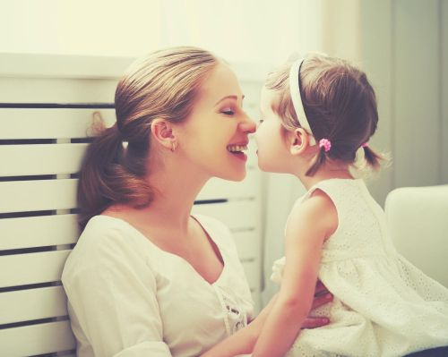Ways to be present with your child