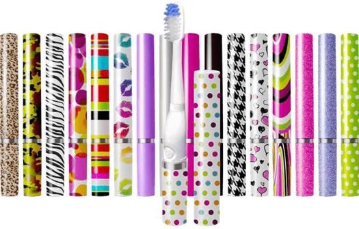 slim sonic toothbrush giveaway
