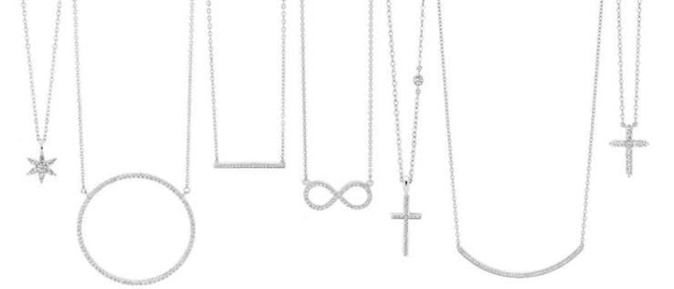 Georgini necklaces Pretty Please Charlie