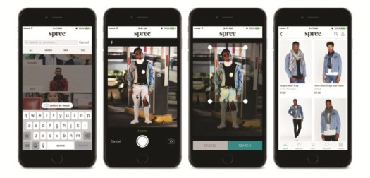 Spree announces first image search shopping feature in Africa
