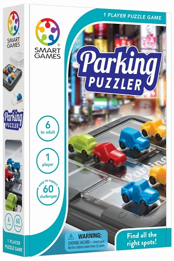 Smart Games Parking Puzzler Pretty Please Charlie