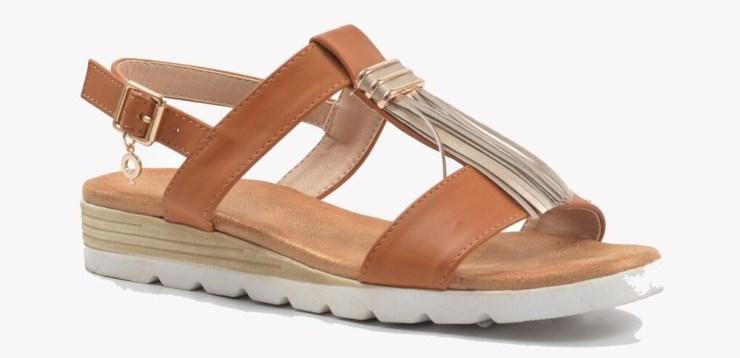 Bronx sandals Jillian