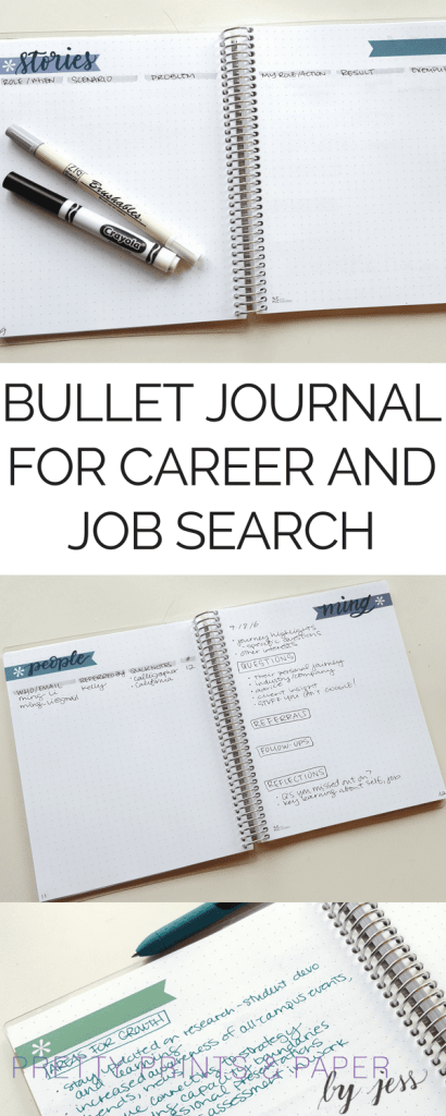 p-bullet-journal-for-career-and-job-search