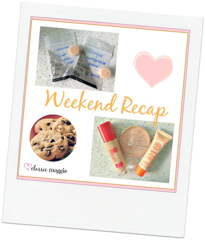 Weekend Recap – April 28
