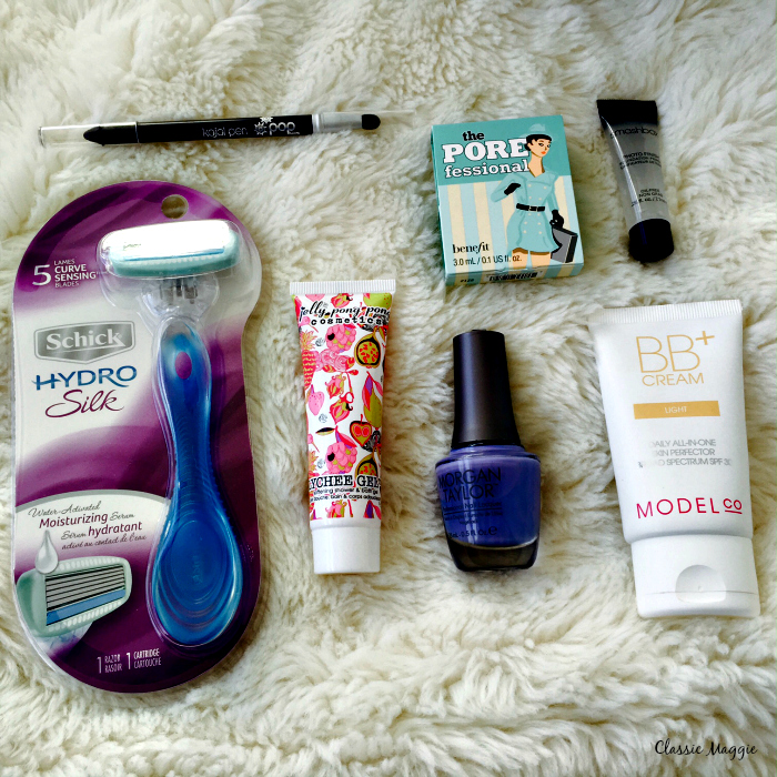 Luxe Box Review Spring 2016