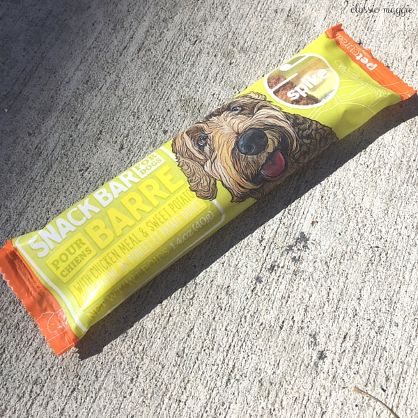 Spike Snack Bar for Dogs