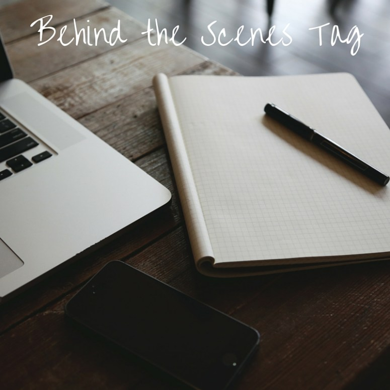 Behind the ScenesTag