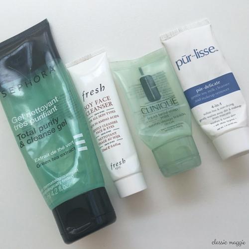 Sephora Total Purity & Cleanse Gel